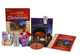 What God Wants for Christmas // featured on TruthintheTinsel.com as an Elf on the Shelf alternative