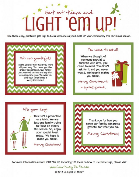 Light 'em Up from courtneydefeo.com // featured on TruthintheTinsel.com as an alternative to Elf on the Shelf
