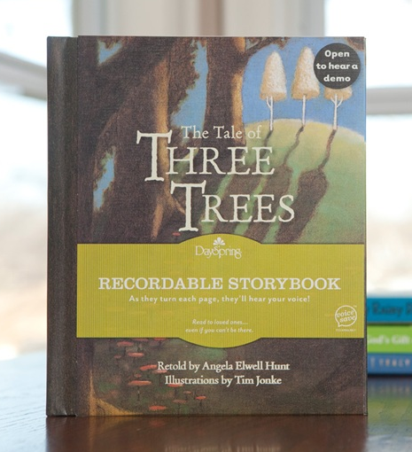 The Tale of Three Trees by Angela Hunt