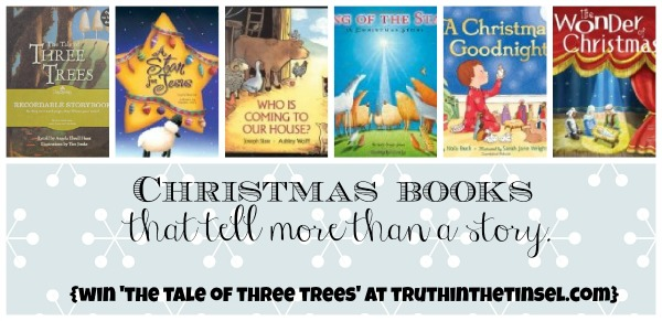 best christmas book giveaway