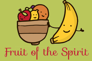 Fruit of the Spirit series from ohAmanda.com